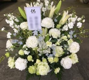文京区向丘 浄心寺会館さくらホールにお届けしたご葬儀用花